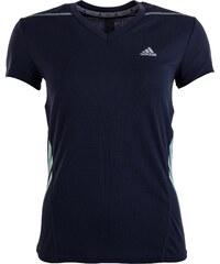 adidas OZ TEE W tmavě modrá XS