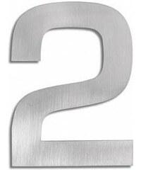"""Domovní číslo """"2"""" - Signo"""