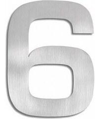 """Domovní číslo """"6"""" - Signo"""