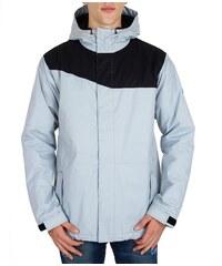 Pánská zimní bunda Funstorm Arpal light grey M