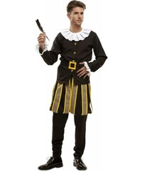 Kostým Cervantes Velikost M/L 50-52