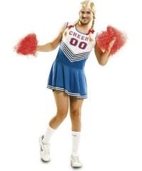 Kostým Cheerleaders Velikost M/L 50-52