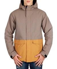 Pánská zimní bunda Funstorm Lexin ochre XL