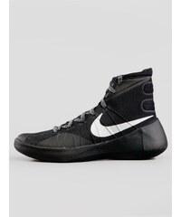 Nike Hyperdunk 2015 Black Metallic Silver