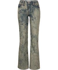 John Baner JEANSWEAR Stretch-Jeans, Lang in grün für Damen von bonprix