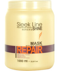 Stapiz Sleek Line Repair Mask 1000ml Maska na vlasy W Pro poškozené vlasy