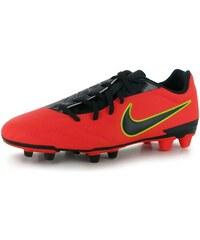 Kopačky Nike Total 90 Exacto IV FG Crmsn/Obsid/Elc