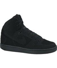 boty Nike Son of Force Mid Top pánské Black/Black
