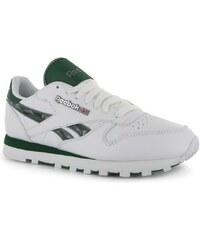 boty Reebok Classic pánské White/Green