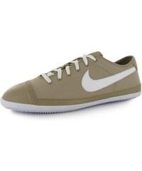 Nike Flash Text pánská obuv Khaki/White