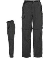 0672967eadb Karrimor Aspen Convertible Trousers pánské Charcoal