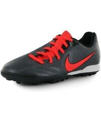 boty Nike Total 90 Exacto Junior Astro Turf Black/Crimson