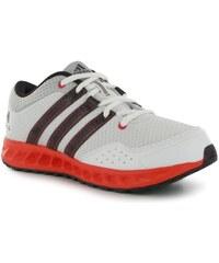 adidas Falcon Elite 2 Dětská běžecká obuv Wht/Burg/In'red