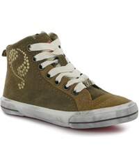 Pumpkin Patch Pumpkin Colombo Childrens Trainers Taupe