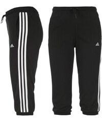 adidas Essentials Three Quarter Sweatpants Girls Black/White