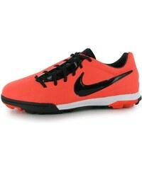 Fotbalové turfy Nike Total 90 Shoot IV TF Mango/Blk/Crmsn