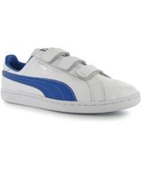 boty Puma Match Fs Vel Sn 32 White/Blue