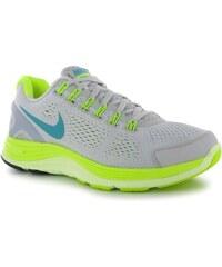 Nike Lunarglide Plus 4 Dámská běžecká obuv Pltnm/Turq/Volt