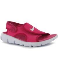 Nike Sunray Adjust 4 Sandals Girls Pink/White