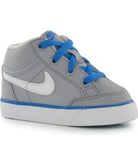 Nike Capri 3 Textile Infants Mid Tops Grey/White