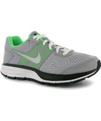 Nike Air Pegasus Plus 29 Running Shoes Junior Grey/Silv/Green