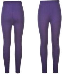 Miso Mini Leggings dětské Girls Purple