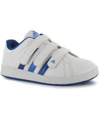 adidas BTS Class Boys Trainers White/Blue