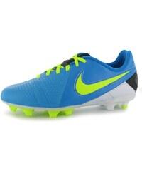 kopačky Nike CTR360 Libretto III FG Junior Blue/Volt