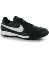 Fotbalové turfy Nike Tiempo Genio TF Black/White