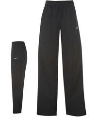 Tepláky pánské Nike Open Hem Black