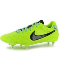 Kopačky Nike Tiempo Natural IV SG Volt/Blk/Green
