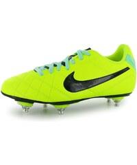 kopačky Nike Tiempo Rio SG Children Volt/Blk/Green