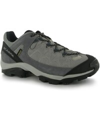 Salomon Vandon Lo GTX dámské Walking Shoes SILVER/SMOKE
