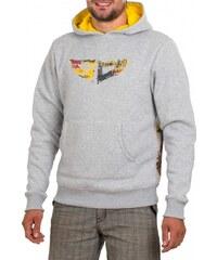 Mikina pánská WOOX A/C Sweatshirt melange