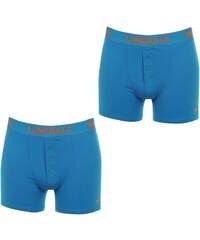 Boxerky Lonsdale 2 Pack Bright Blue
