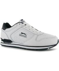 boty Slazenger Classic pánské White/Navy