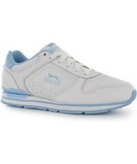 boty Slazenger Classic dámské White/Pow Blue