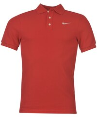 Polokošile pánská Nike Pique Polo Red/White