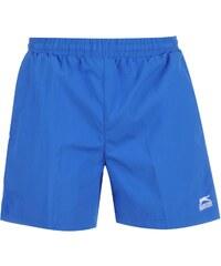 Koupací kraťasy pánské Slazenger Swim Active Blue