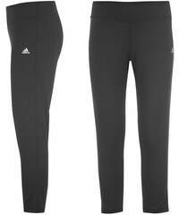 adidas ClimaLite Three Quarter Tights dámské Black