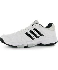 boty adidas Barracks pánské Fitness White/Black
