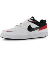 boty Nike Alphaballer Low pánské White/Black