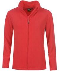 Gelert Ottawa Fleece Jacket dámské Coral Pink