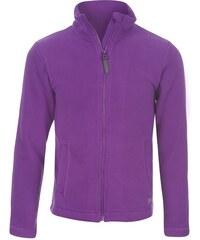 Gelert Ottawa Fleece Jacket dětské Girls Purple