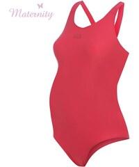 Dámské těhotenské plavky Slazenger Maternity Dark Pink