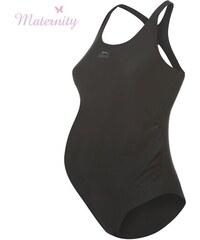 Dámské těhotenské plavky Slazenger Maternity Black