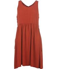 Firetrap Lace Up Dress dámské Burnt Orange 10 S