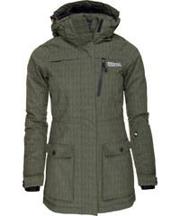 Zimní kabát dámský NORDBLANC Civil - NBWJL4524B TKH