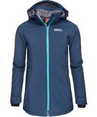 Zimní softshellový kabát dámský NORDBLANC Ideal - NBWSL4536 ZEM