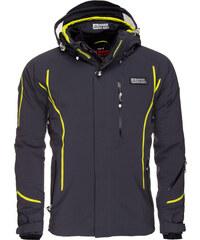 Zimní bunda pánská NORDBLANC Bommer - NBWJM3800 GRA